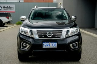 2018 Nissan Navara D23 S3 ST-X Black 6 Speed Manual Utility