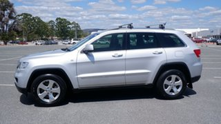 2011 Jeep Grand Cherokee WK MY2011 Laredo Silver 5 Speed Sports Automatic Wagon