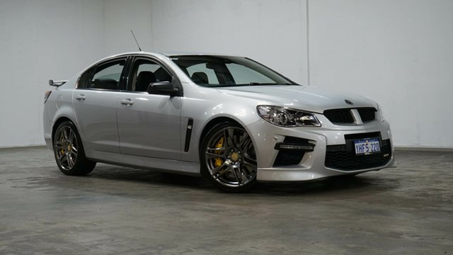 Used Holden Special Vehicles GTS Gen-F MY15 Welshpool, 2015 Holden Special Vehicles GTS Gen-F MY15 Silver 6 Speed Sports Automatic Sedan