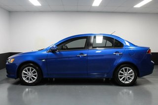 2015 Mitsubishi Lancer CJ MY15 LS Blue 6 Speed Constant Variable Sedan