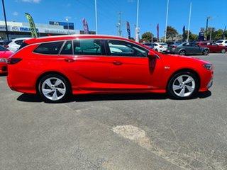 2018 Holden Commodore ZB MY18 RS-V Liftback AWD Red 9 Speed Sports Automatic Liftback.
