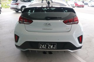 2019 Hyundai Veloster JS MY20 Turbo Coupe D-CT 7 Speed Sports Automatic Dual Clutch Hatchback