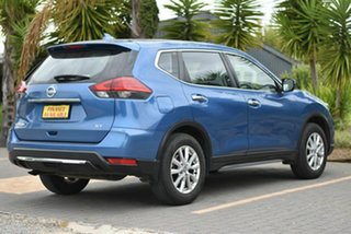 2018 Nissan X-Trail T32 Series II ST X-tronic 2WD Blue 7 Speed Constant Variable Wagon