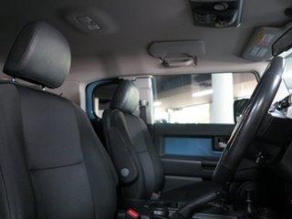 2016 Toyota FJ Cruiser GSJ15R MY14 Blue 5 Speed Automatic Wagon