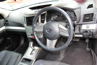 2009 Subaru Liberty B5 MY10 2.5i Lineartronic AWD Premium Silver 6 Speed Constant Variable Wagon