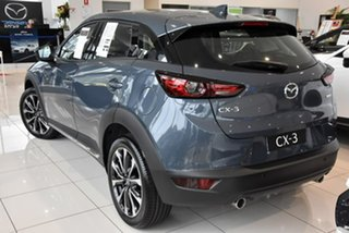 2020 Mazda CX-3 DK sTouring Grey Sports Automatic SUV.