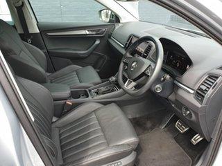 2019 Skoda Karoq NU MY20 110TSI DSG FWD Silver 7 Speed Sports Automatic Dual Clutch Wagon