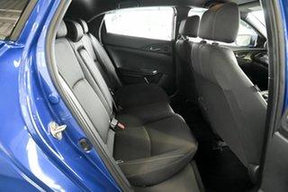 2017 Honda Civic 10th Gen MY17 VTi-S Blue 1 Speed Constant Variable Hatchback