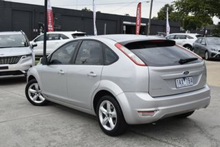 2009 Ford Focus LT LX Silver 4 Speed Sports Automatic Hatchback.