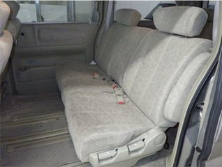 2003 Nissan Elgrand NE51 X Silver Automatic Wagon