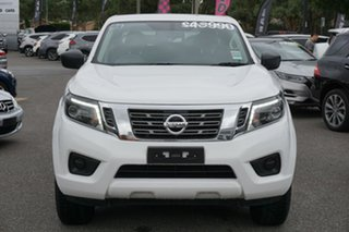 2020 Nissan Navara D23 S4 MY20 SL White 7 Speed Sports Automatic Utility.