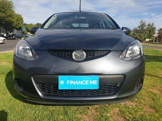 2009 Mazda 2 DE10Y1 Neo Grey 5 Speed Manual Hatchback