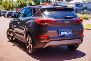 2017 Hyundai Tucson TLe MY17 Highlander AWD Brown 6 Speed Sports Automatic Wagon.