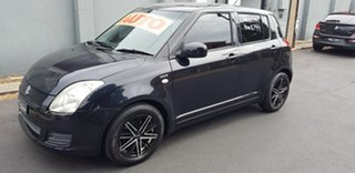 2007 Suzuki Swift EZ 07 Update 4 Speed Automatic Hatchback