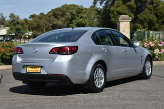 2017 Holden Commodore VF II MY17 Evoke Silver 6 Speed Sports Automatic Sedan