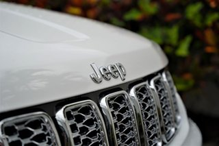 2020 Jeep Grand Cherokee WK MY20 Overland Bright White 8 Speed Sports Automatic Wagon.