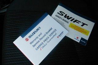 2014 Suzuki Swift FZ MY14 GL Black 5 Speed Manual Hatchback