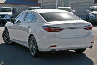 2020 Mazda 6 GL1033 Touring SKYACTIV-Drive White 6 Speed Sports Automatic Sedan