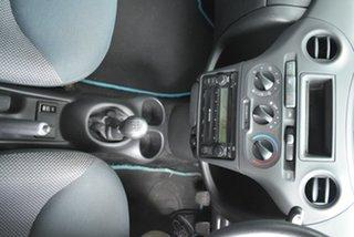 2003 Toyota Echo NCP10R MY03 Blue 5 Speed Manual Hatchback