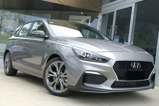 2020 Hyundai i30 PD.V4 MY21 N Line D-CT Premium Fluidic Metal 7 Speed Sports Automatic Dual Clutch
