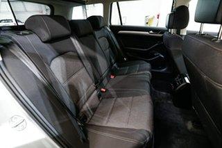 2016 Volkswagen Passat 3C (B8) MY17 132TSI DSG Comfortline Silver 7 Speed