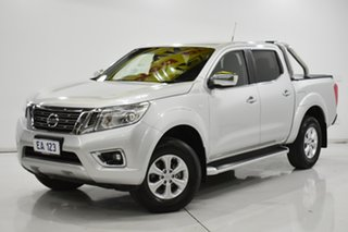 2016 Nissan Navara D23 DX 4x2 Silver 6 Speed Manual Utility.