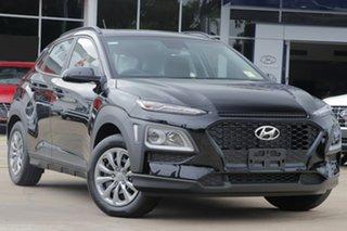 2020 Hyundai Kona OS.3 MY20 Go 2WD Phantom Black Pearl 6 Speed Sports Automatic Wagon.
