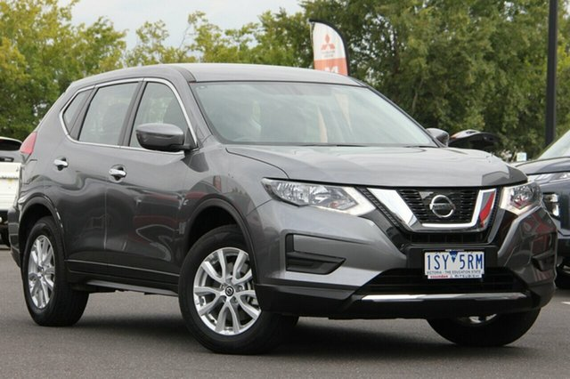 Used Nissan X-Trail T32 Series II ST X-tronic 2WD Essendon Fields, 2020 Nissan X-Trail T32 Series II ST X-tronic 2WD Grey 7 Speed Constant Variable Wagon
