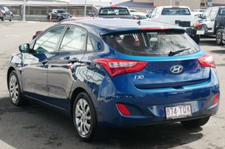 2013 Hyundai i30 GD Active Blue 6 Speed Sports Automatic Hatchback