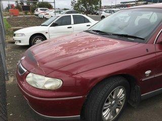 1999 Holden Calais VTII Maroon 4 Speed Automatic Sedan