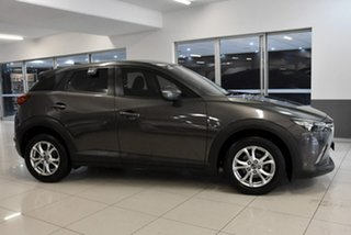 2015 Mazda CX-3 DK2W7A Maxx SKYACTIV-Drive Bronze 6 Speed Sports Automatic Wagon