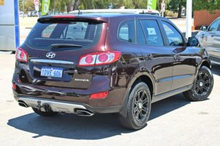 2012 Hyundai Santa Fe CM MY12 SLX Red 6 Speed Manual Wagon