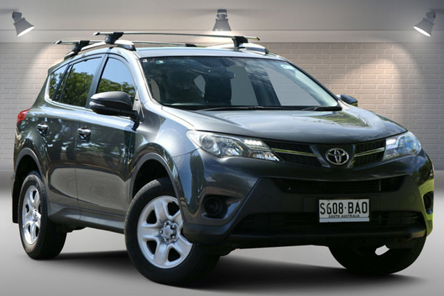 Used Toyota RAV4 ZSA42R MY14 GX 2WD Nailsworth, 2014 Toyota RAV4 ZSA42R MY14 GX 2WD Grey 7 Speed Constant Variable Wagon