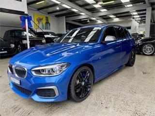 2018 BMW 1 Series F20 LCI-2 M140i Blue Sports Automatic Hatchback