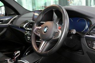 2020 BMW X3 M F97 Competition M Steptronic M xDrive Blue 8 Speed Sports Automatic Wagon.