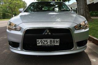 2014 Mitsubishi Lancer CJ MY15 ES Sport 6 Speed Constant Variable Sedan.