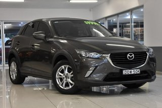 2015 Mazda CX-3 DK2W7A Maxx SKYACTIV-Drive Bronze 6 Speed Sports Automatic Wagon.