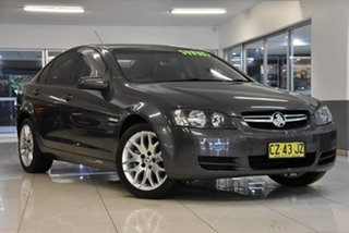 2008 Holden Commodore VE MY09 60th Anniversary Grey 4 Speed Automatic Sedan