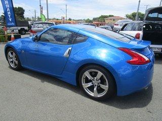2009 Nissan 370Z Z34 Blue 7 Speed Sports Automatic Coupe.