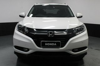 2017 Honda HR-V MY17 VTi-L White Orchid 1 Speed Constant Variable Hatchback.