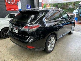 2013 Lexus RX GGL15R RX350 Luxury Black Sports Automatic Wagon