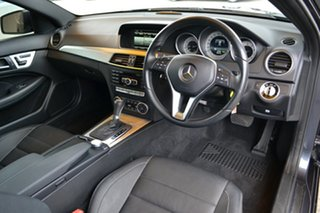 2014 Mercedes-Benz C-Class C204 MY14 C250 7G-Tronic + Grey 7 Speed Sports Automatic Coupe.