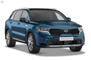 2020 Kia Sorento MQ4 MY21 GT-Line Blue 8 Speed Sports Automatic Wagon