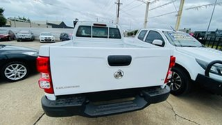 2018 Holden Colorado RG LS White Sports Automatic Utility