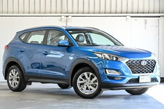 2018 Hyundai Tucson TL MY18 Active X 2WD Blue 6 Speed Sports Automatic Wagon.