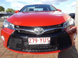 2016 Toyota Camry ASV50R Atara SX Red 6 Speed Sports Automatic Sedan