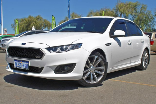 Used Ford Falcon FG X XR6 Midland, 2015 Ford Falcon FG X XR6 White 6 Speed Sports Automatic Sedan