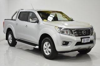2016 Nissan Navara D23 DX 4x2 Silver 6 Speed Manual Utility