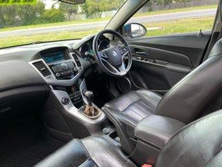 2012 Holden Cruze JH Series II MY12 CDX Green 5 Speed Manual Hatchback