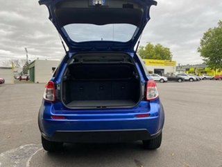 2012 Suzuki SX4 GYA MY11 S Blue 6 Speed Constant Variable Hatchback